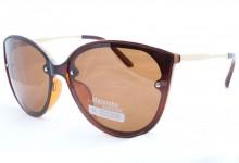 Очки солнцезащитные Maiersha 03324 C35-32 (POLARIZED) с мешочком 63#15-140
