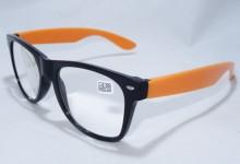 Готовые очки 110 оранж.