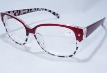 Готовые очки EAE 2007 C-123(красн.)