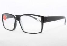 Готовые очки EAE 2906 стекло черн. 55#17-133